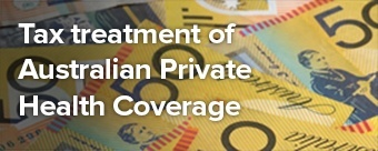 Tax treatment of Australian Private Health Coverage